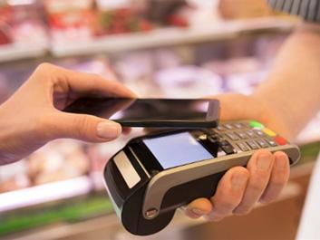 Platby mobilním telefonem