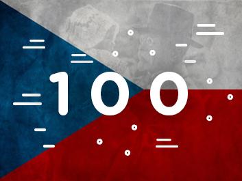 Sto let naší republiky